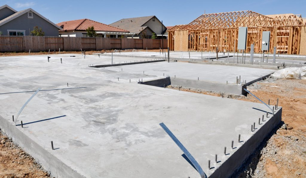 manopera fundatie casa