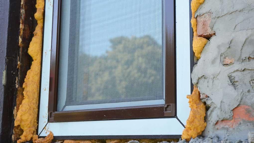montaj fereastra termopan casa