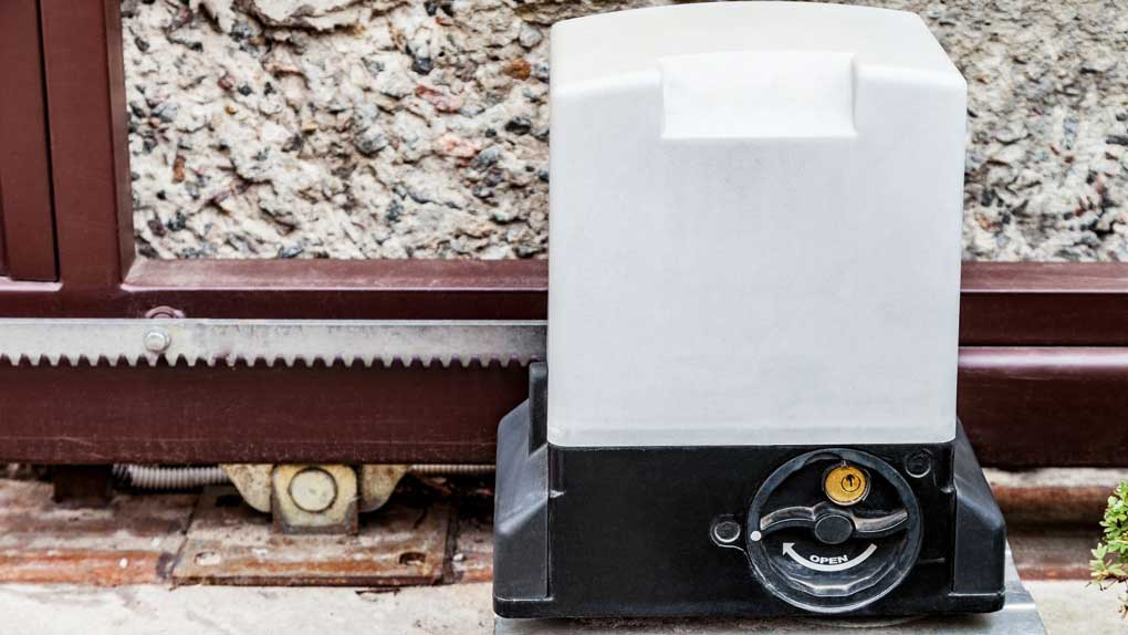 motor automatizare poarta culisanta